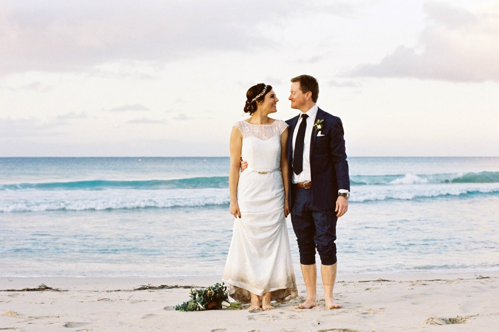 Film Wedding Photographer Margaret River