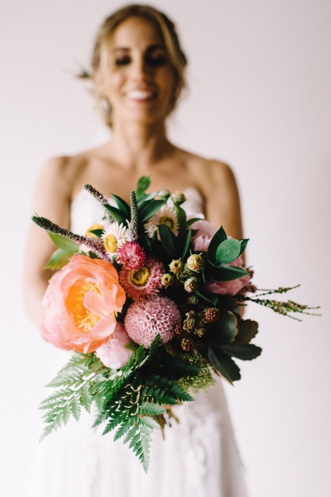 Wedding flowers margaret River