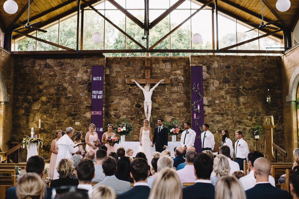 Margaret River Church Wedding Venue