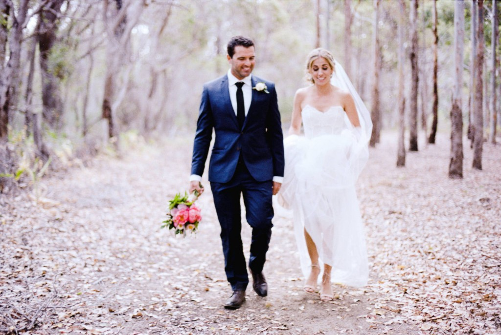 35mm Film wedding photographer Perth
