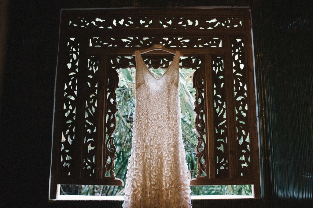 Bridal gown dress Ubud Bali Destination wedding Photography and Videography-13