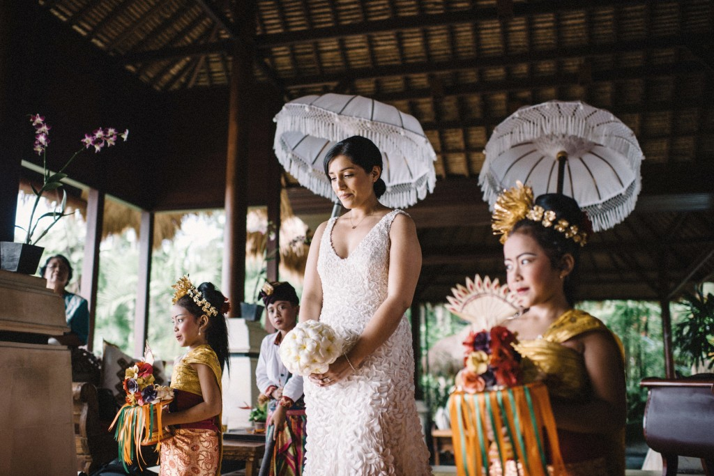 Kupu Kupu Barong Ceremony Ubud Bali Destination wedding Photography and Videography-139