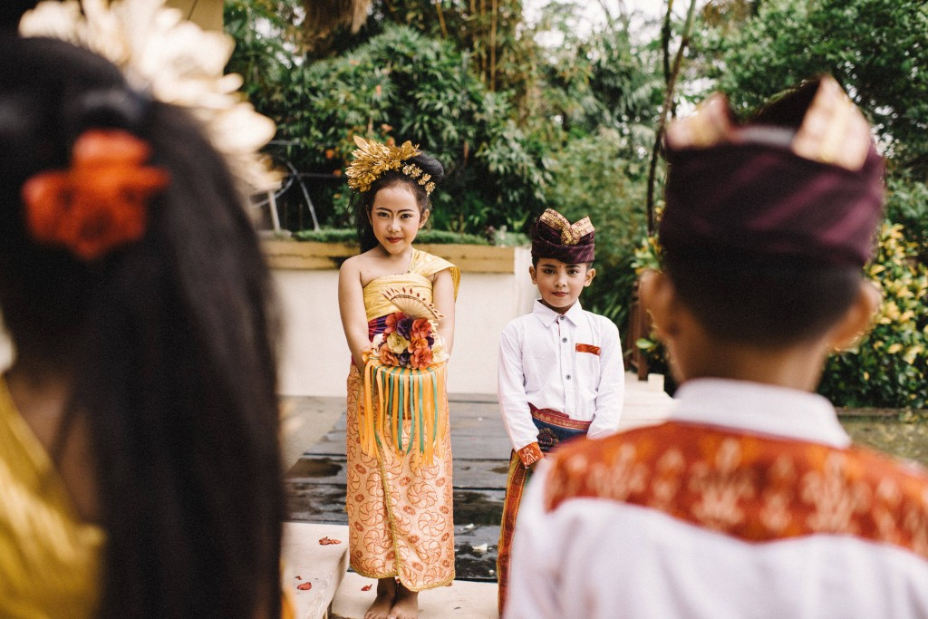 Kupu Kupu Barong Ceremony Ubud Bali Destination wedding Photography and Videography-268