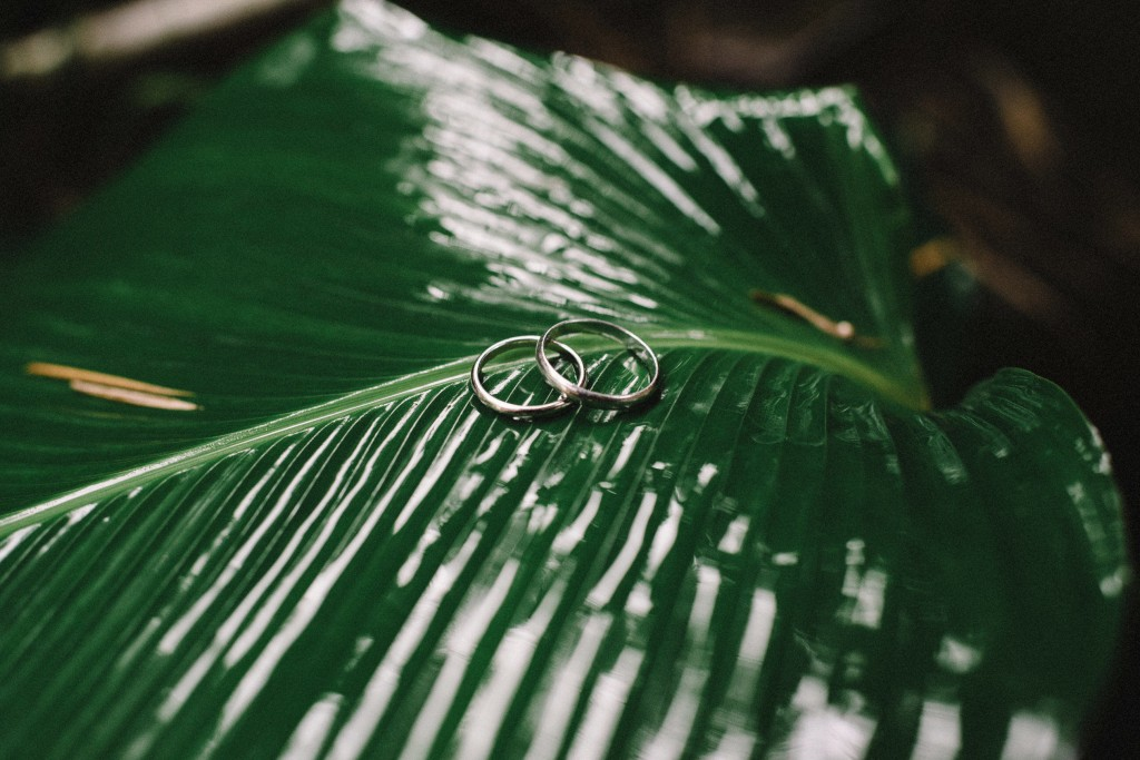 Wedding Ring Details Ubud Bali Destination wedding Photography and Videography-35