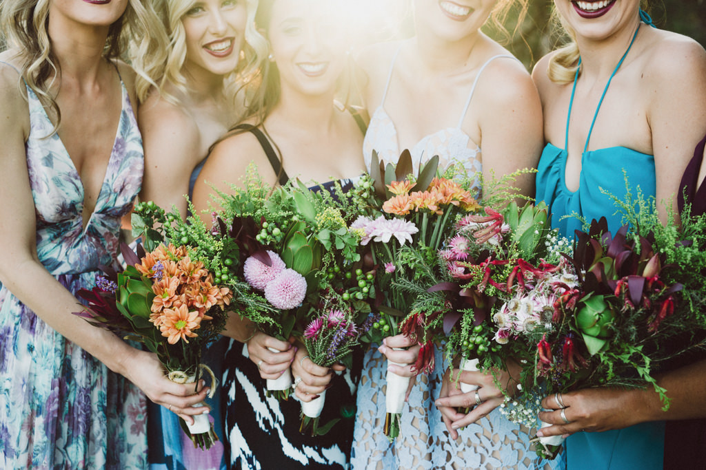 Wedding Photos Margaret River Dunsborough DIY flowers